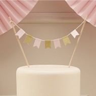 Cake Bunting - Pastel Perfection